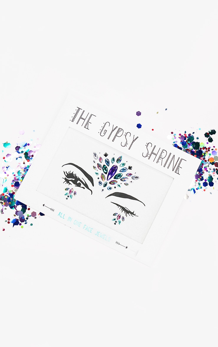 The Gypsy Shrine Holographic Face Jewels 1