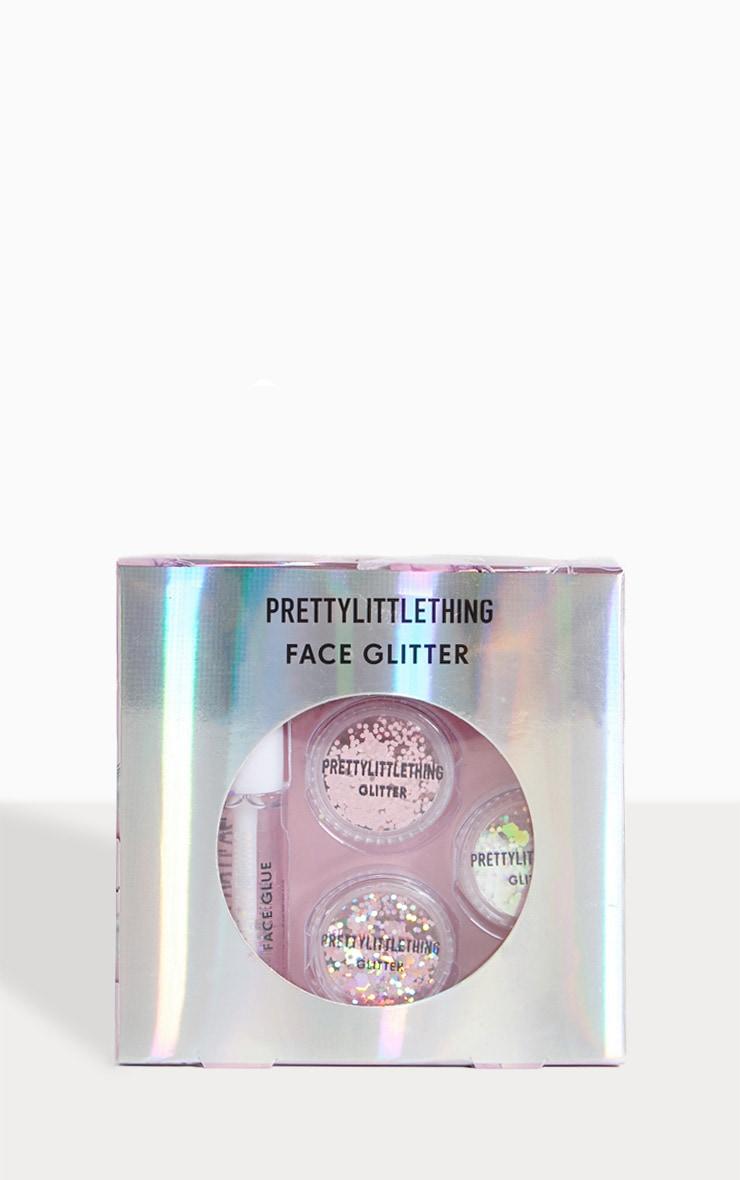 PRETTYLITTLETHING Pegasus Face Glitter Kit 1