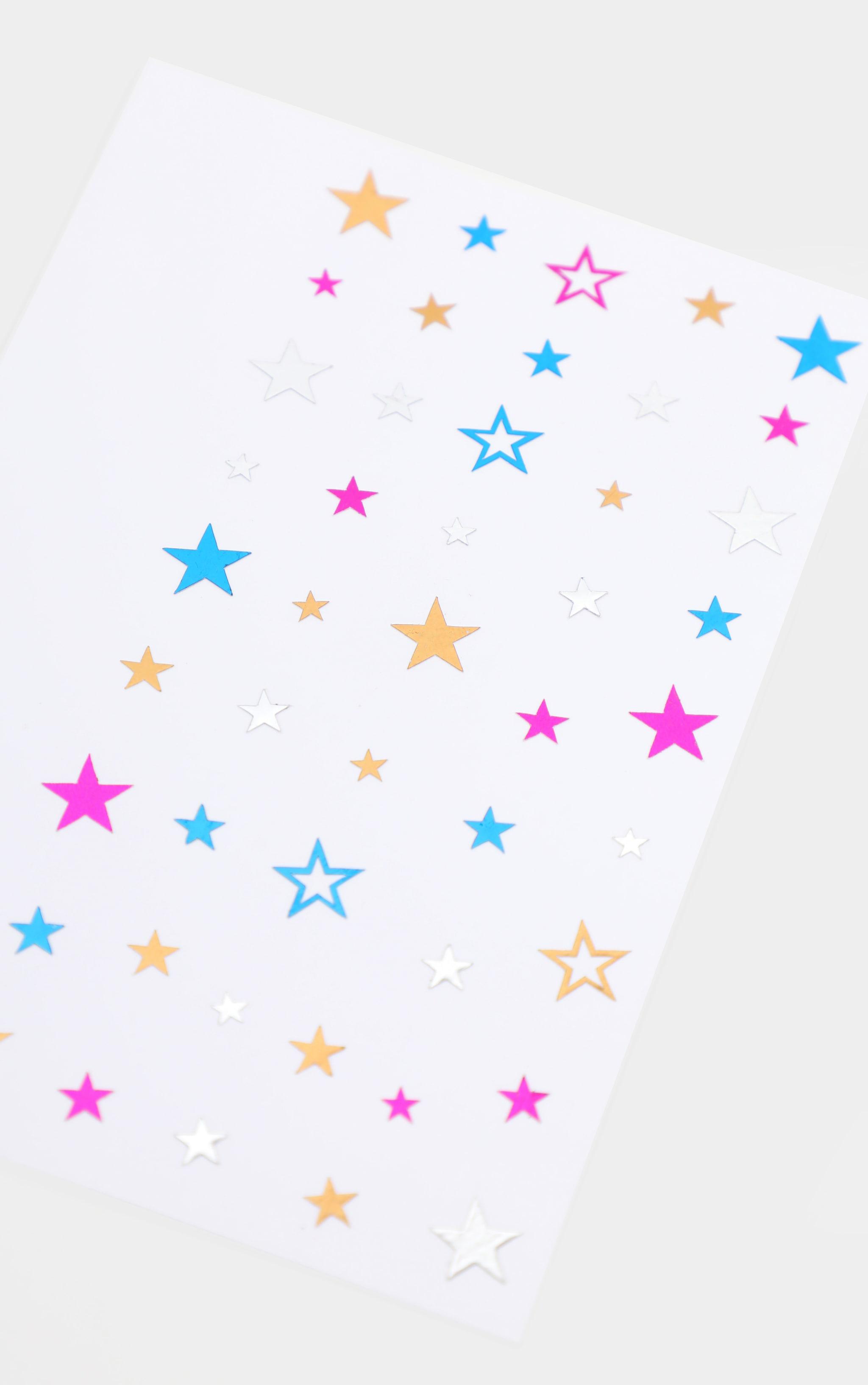 PRETTYLITTLETHING - Bijoux festival Written In The Stars Rainbow 3