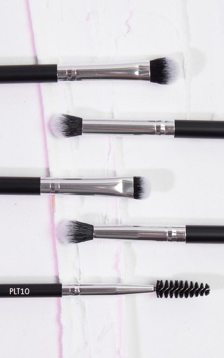 PRETTYLITTLETHING 5 Piece Eye Brush Set  1