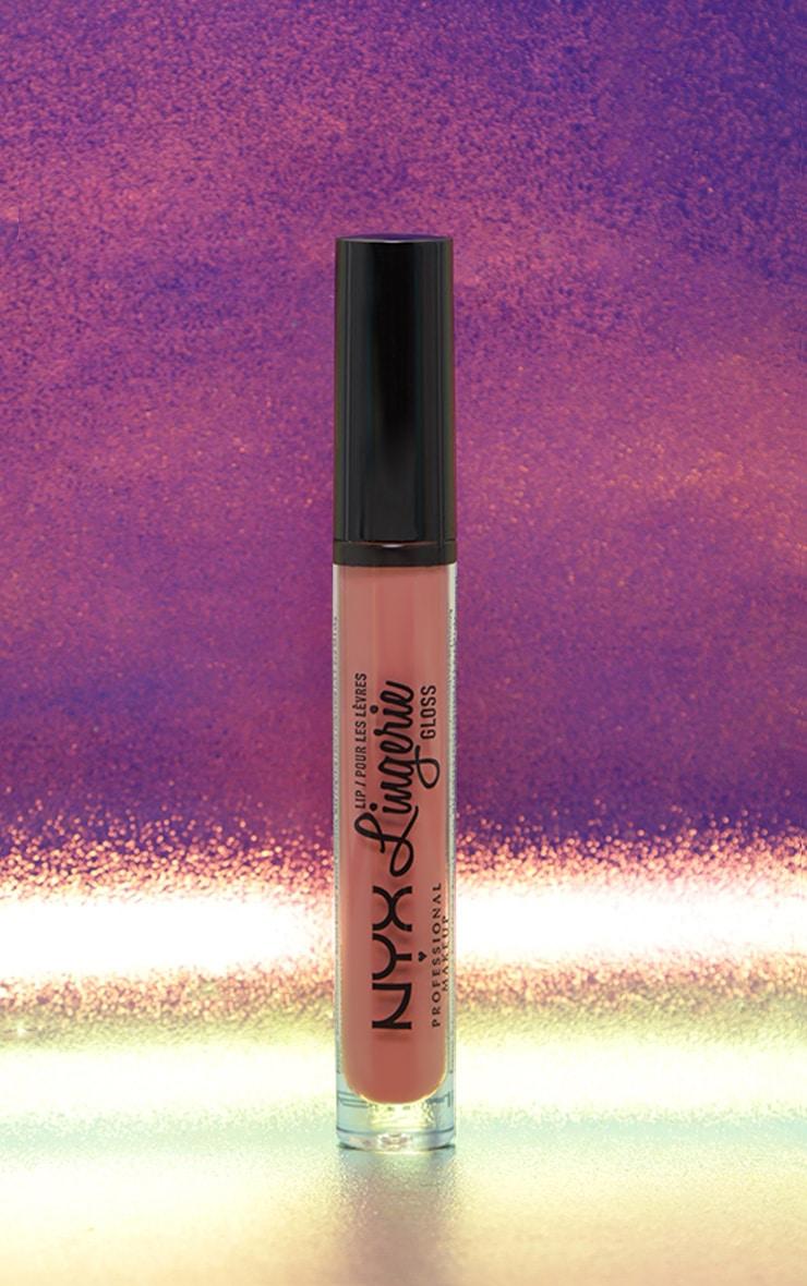 NYX Professional Makeup Lip Lingerie Gloss Euro Trash 2
