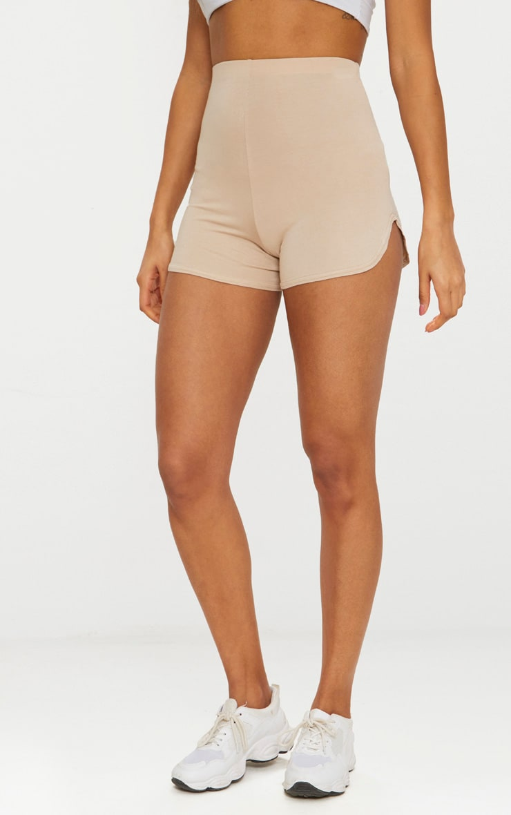 Nude Basic Runner Short   2