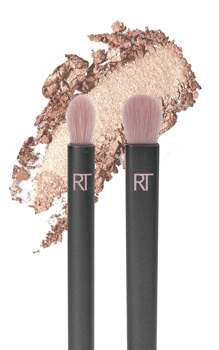 Real Techniques 2 Pack Easy as 123 Shadow Brush 4