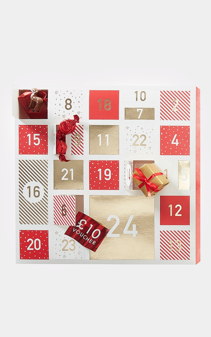 Ginger Ray Fill Yourself Advent Calander 2
