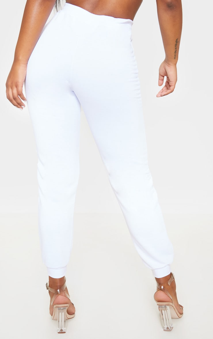 White Ultimate Jogger 5