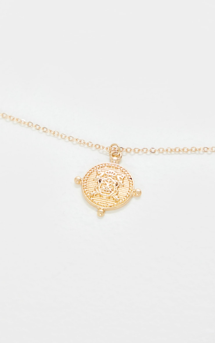 Gold Multi Layer Assorted Necklace 3
