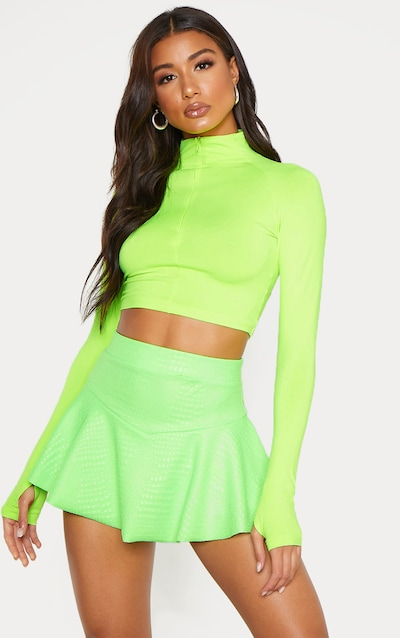 dee17b0d5d68 Neon Clothing | Neon & Fluorescent Outfits | PrettyLittleThing AUS