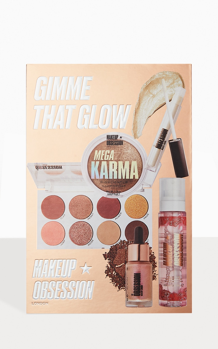 Makeup Obsession Gimme That Glow Gift Set 2