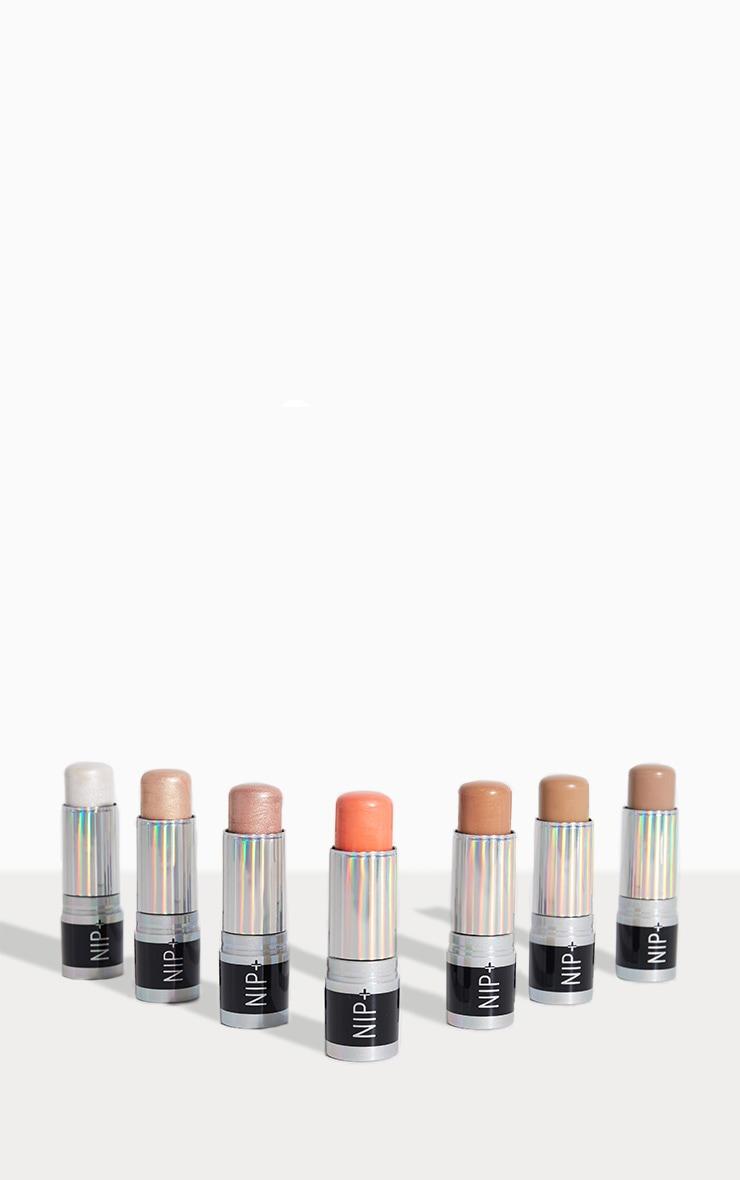 NIP&FAB - Stick de maquillage Définition Fix Stix - Golden Tan 3
