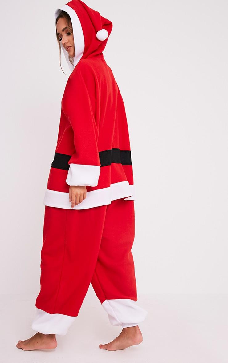 Santa Clause Onesie 4