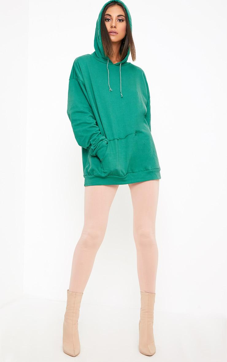 Steph Green Oversized Hoodie 4