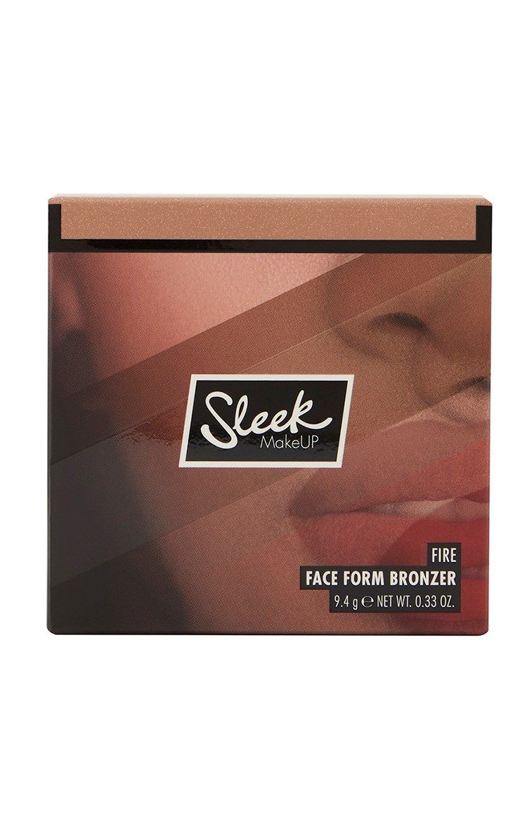 Sleek Make Up Face Form Bronzer Fire 2