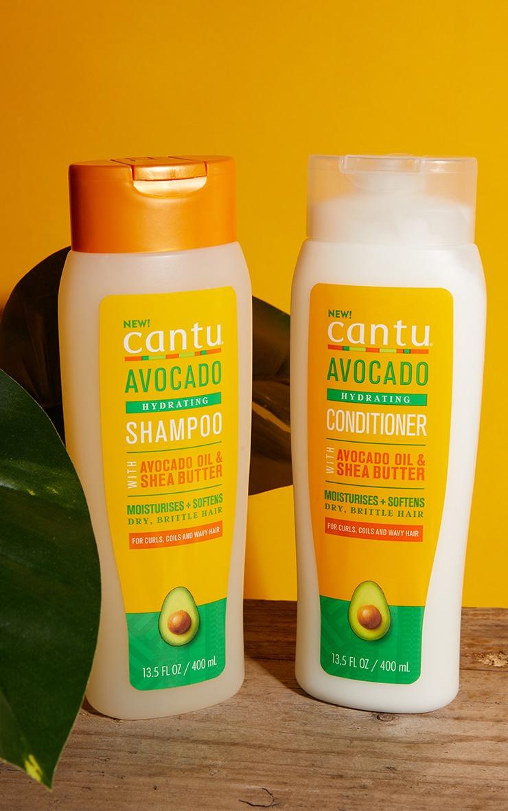 Cantu Avocado Hydrating Conditioner 3