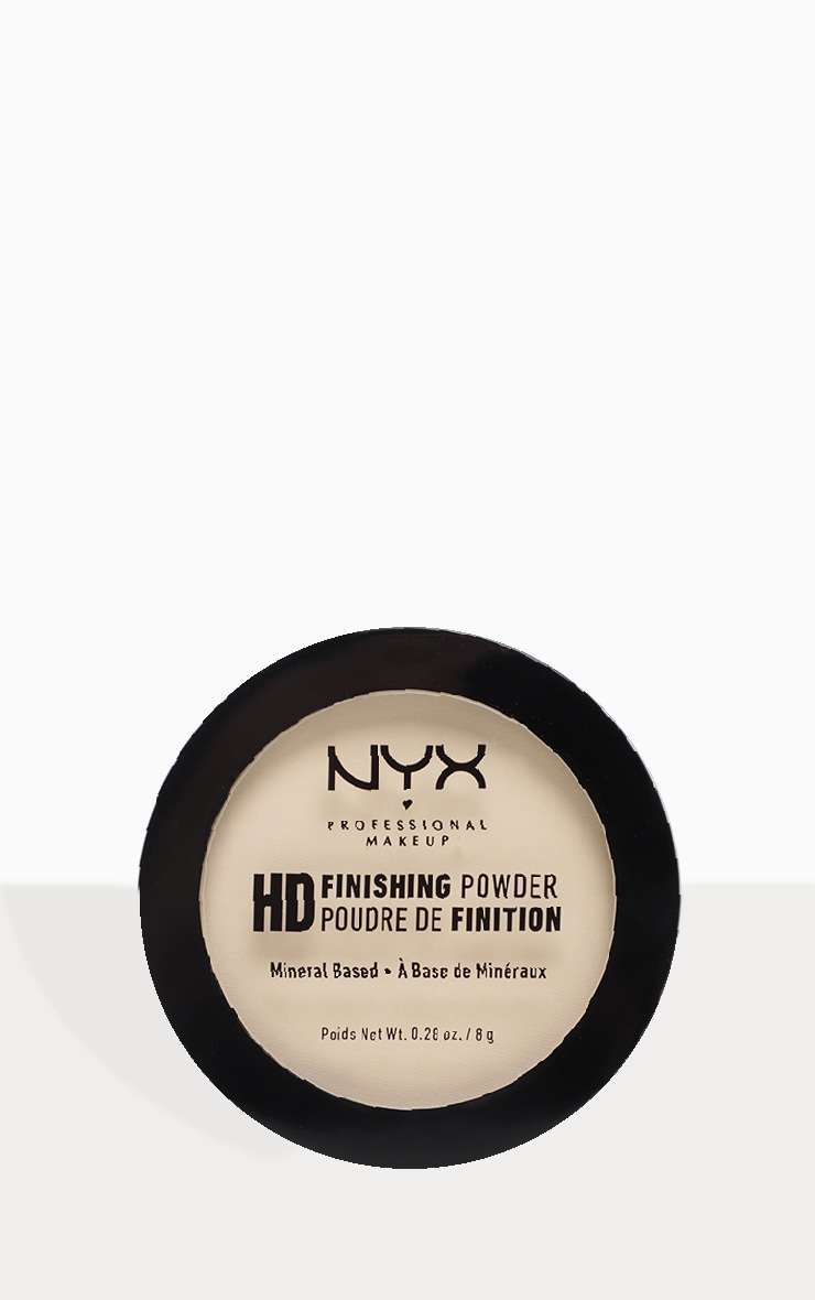 NYX PMU High Definition Finishing Powder Banana 1