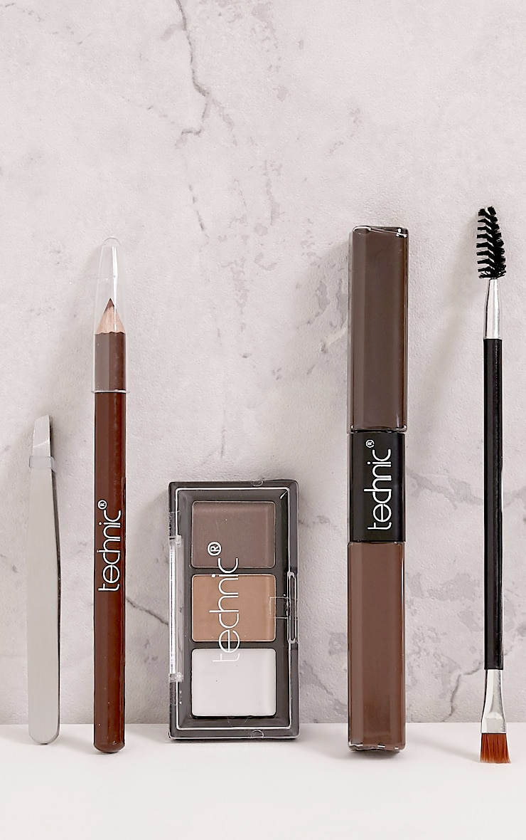 Technic Brow Perfection Kit Beauty Prettylittlething