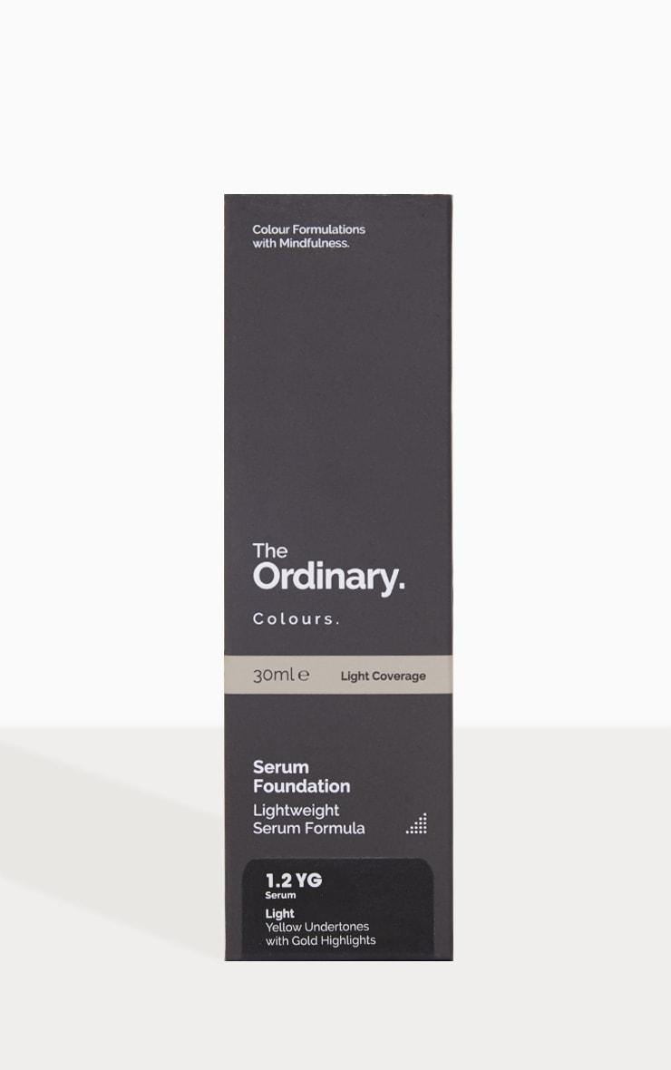 The Ordinary Serum Foundation 1.2YG Light 2