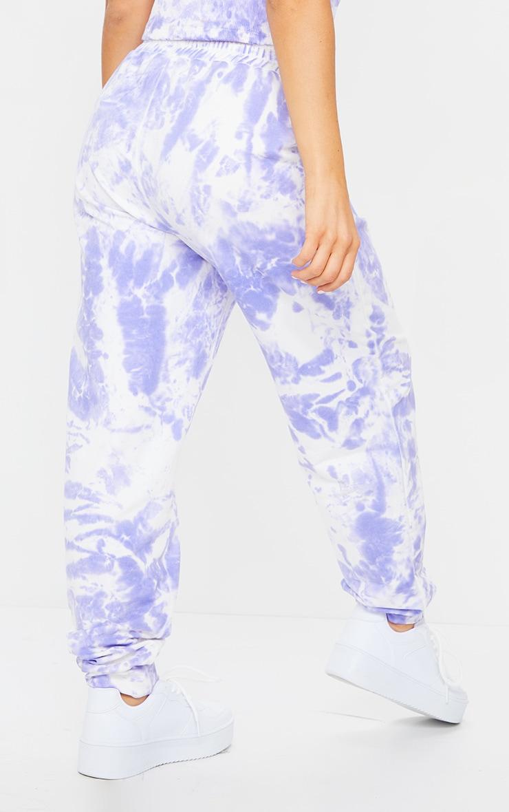 Lilac Tie Dye Joggers 3