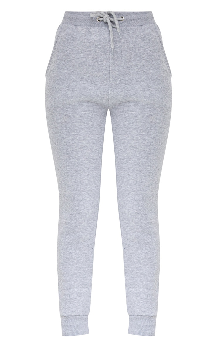 Bruna Grey Marl Sweat Joggers 3