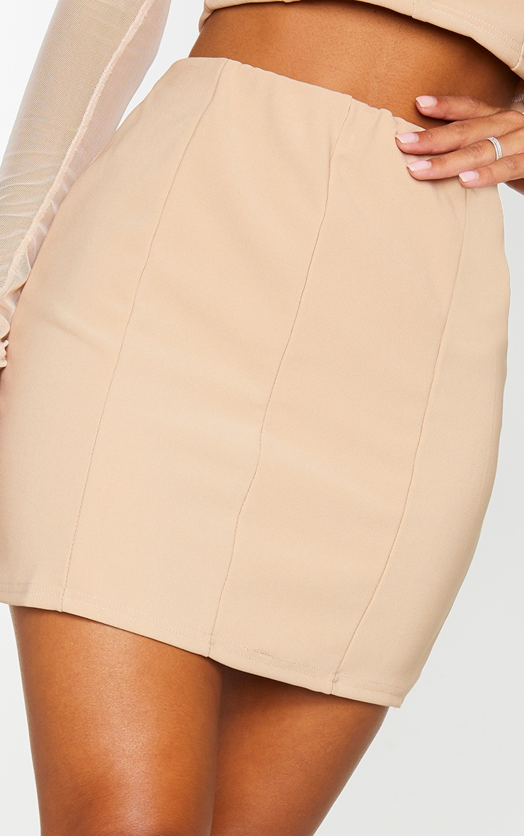 Stone Mini Bandage Skirt 5