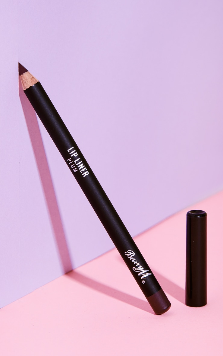 Barry M - Crayon à lèvres - Plum 1