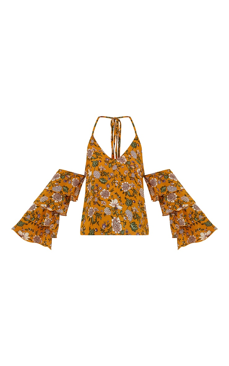 Ditsy Blouse