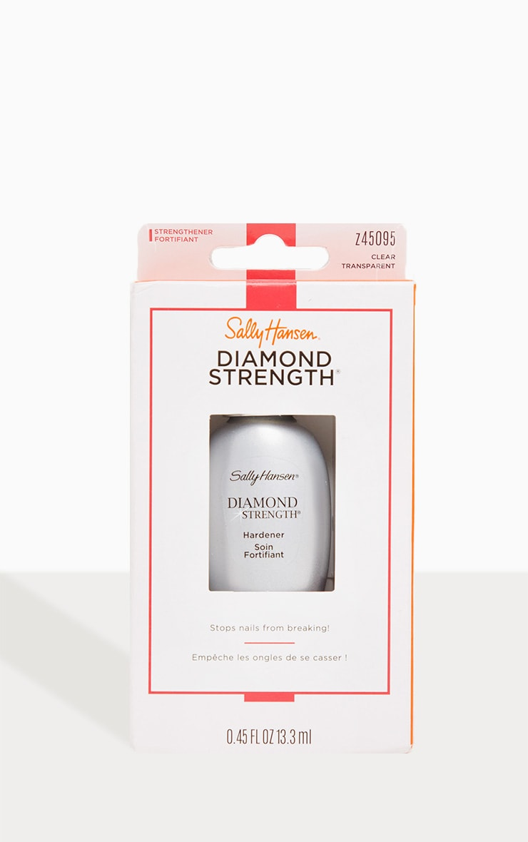 Sally Hansen Diamond Strength Nail Hardener 1