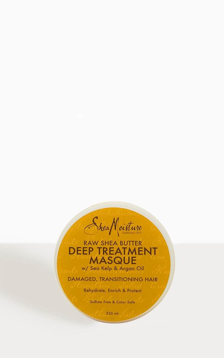 Shea Moisture Raw Shea Butter Deep Treatment Masque 2