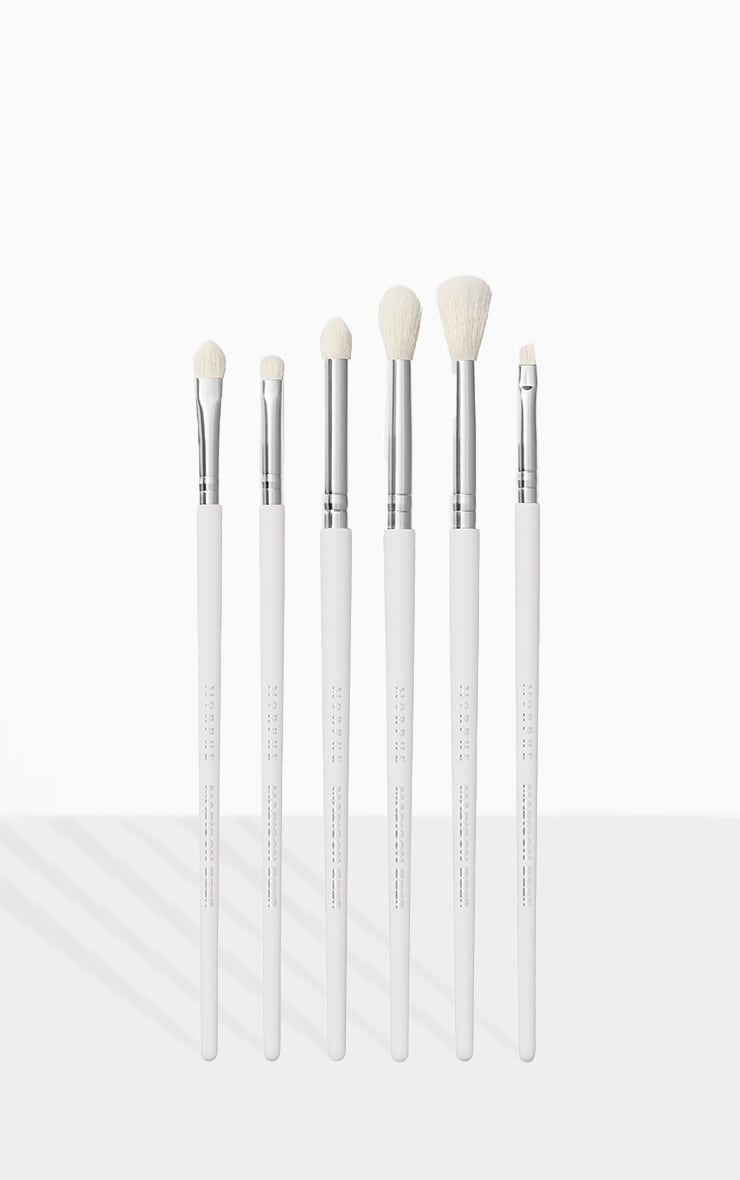 Morphe Madison Beer Channel Surfing 6 Piece Eye Brush Set 3