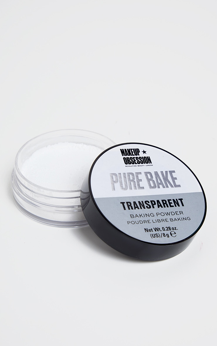 Makeup Obsession Pure Bake Baking Powder Transparent 2