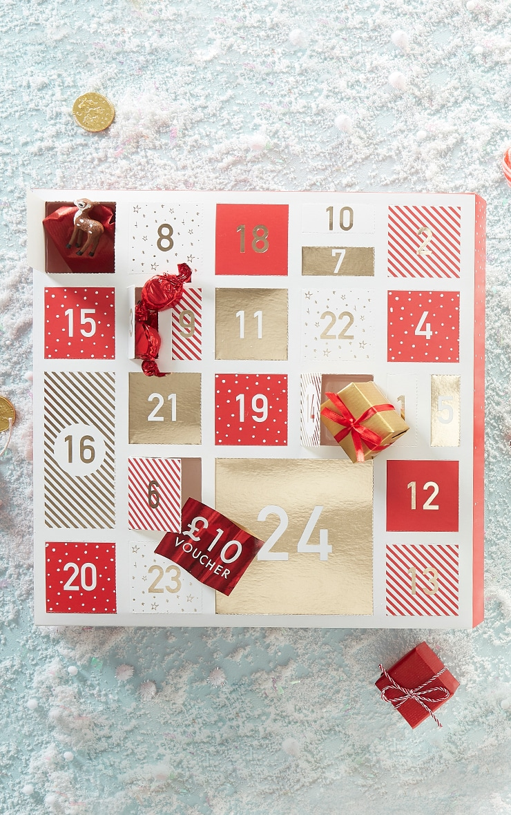 Ginger Ray Fill Yourself Advent Calander 1
