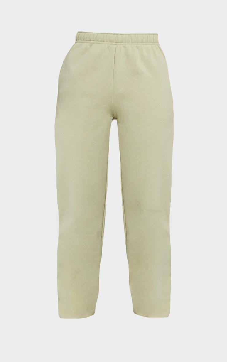 Pale Olive Sweat Pant Joggers 5