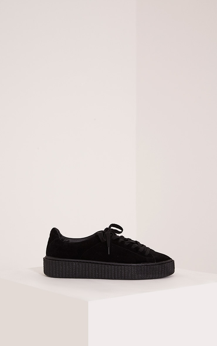 Cia Black Creeper Trainers 3
