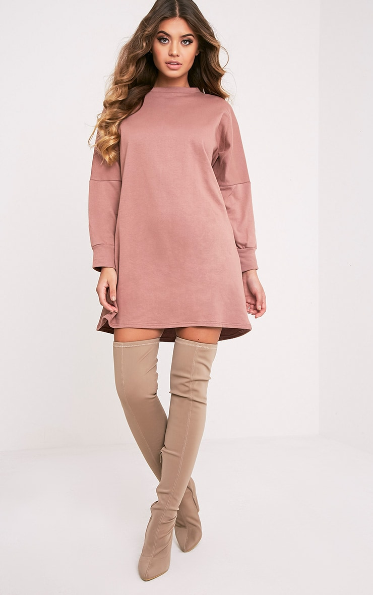 superb mauve sweater outfits for women