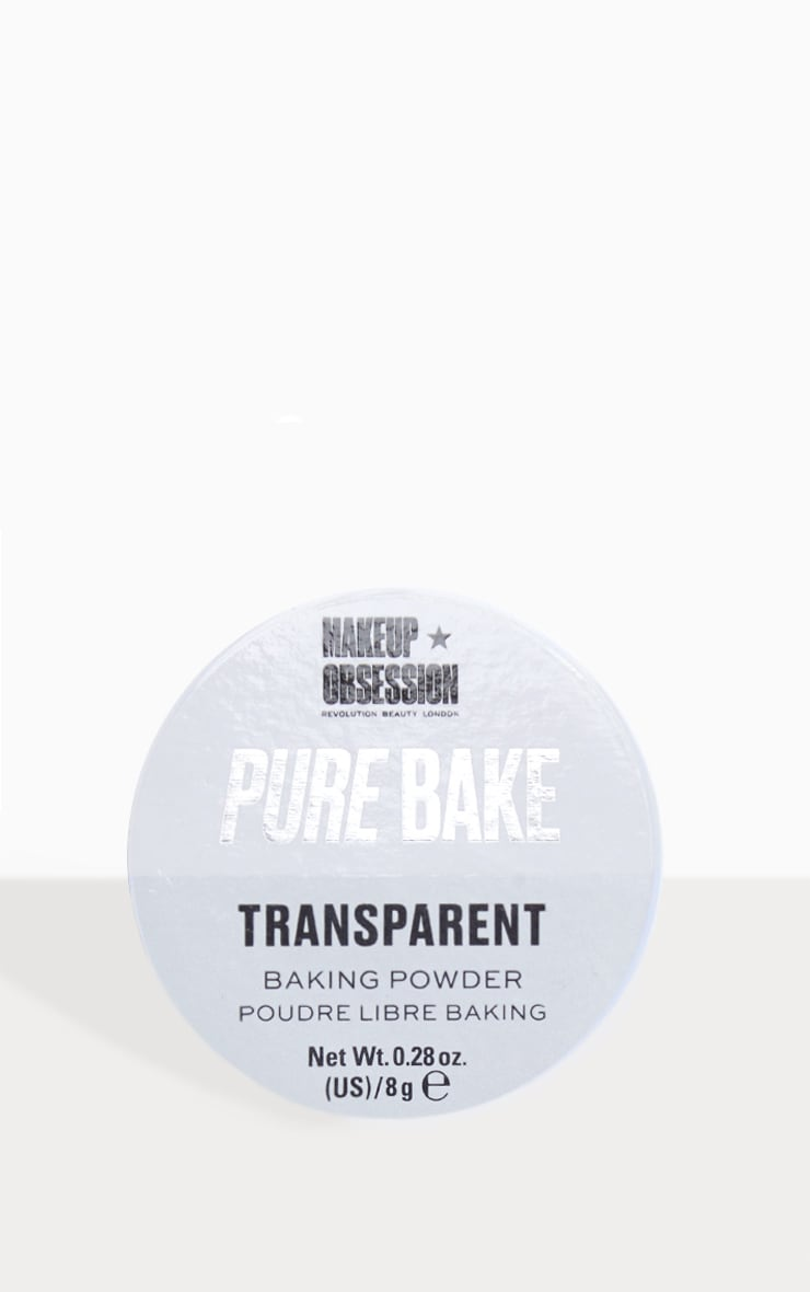 Makeup Obsession Pure Bake Baking Powder Transparent 1