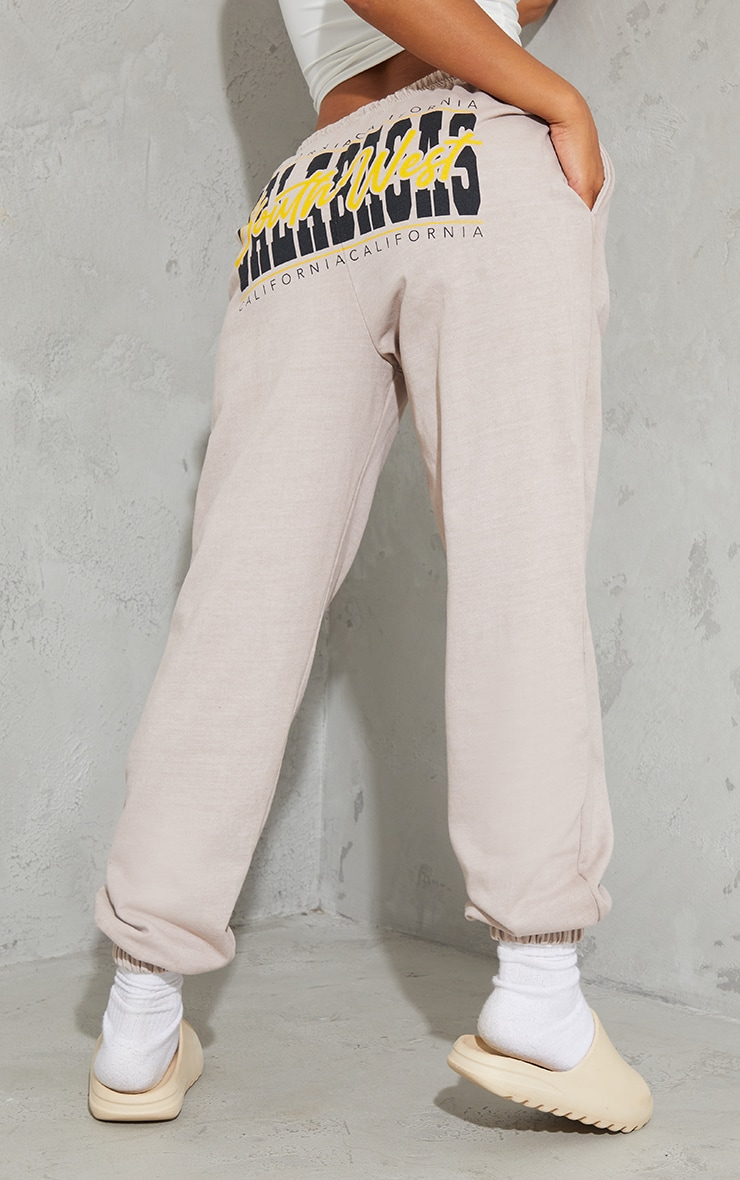 Taupe South West Calabasas Joggers 3