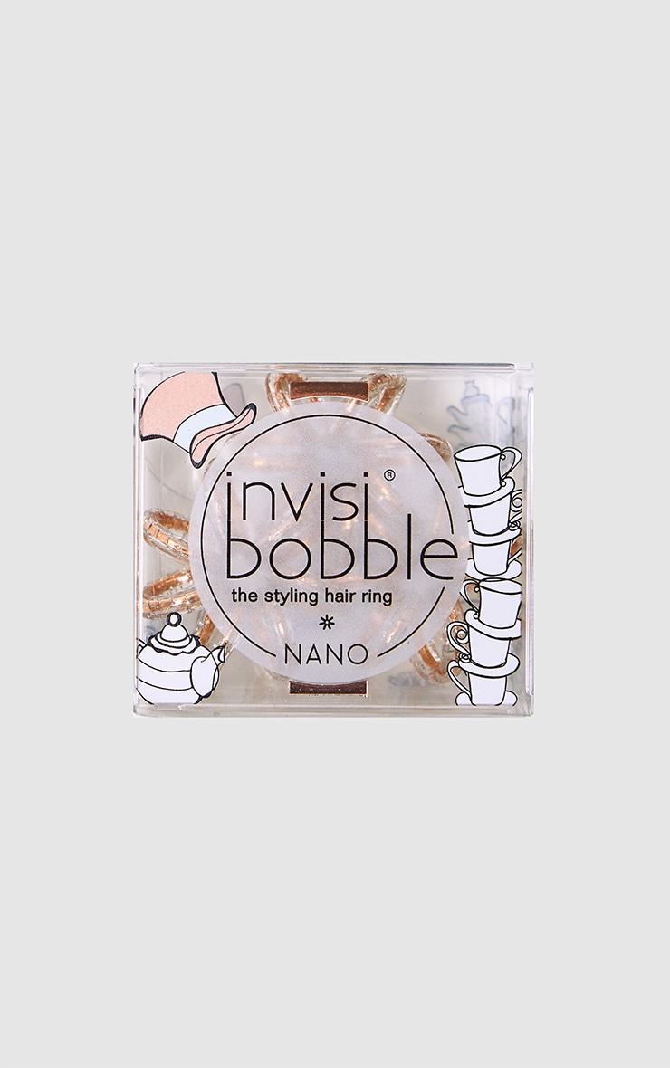 Invisibobble Wonderland Nano Tea Party Spark Hair Ties