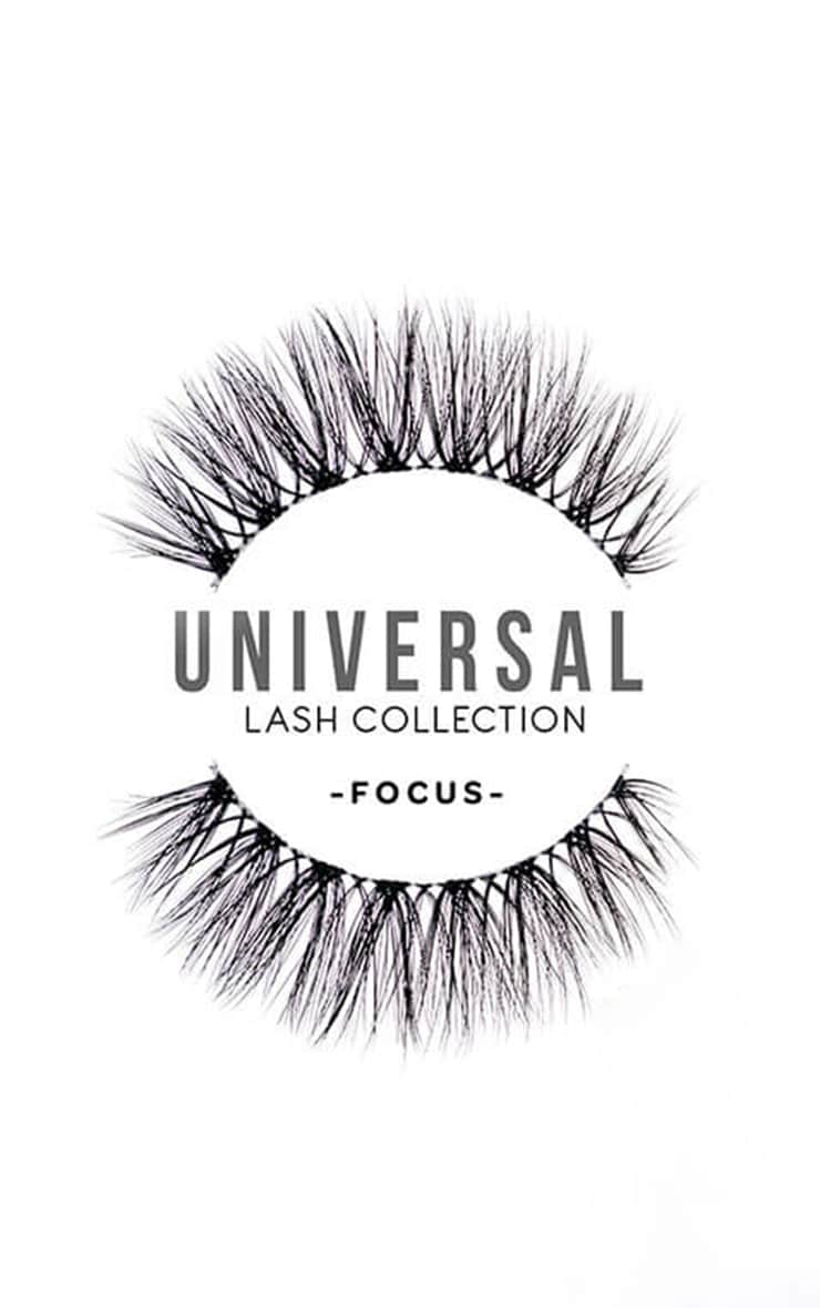 BPerfect Cosmetics Universal Lash Collection Focus 3