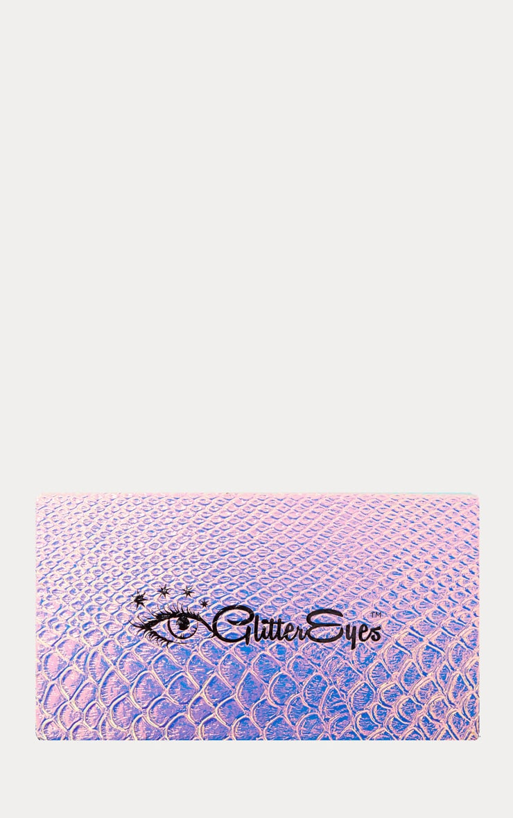 GlitterEyes Mermaid Empty Magnetic Palette