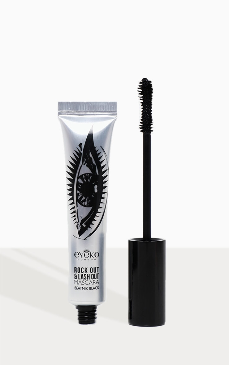 Eyeko Rock Out and Lash Out Mascara Black 3