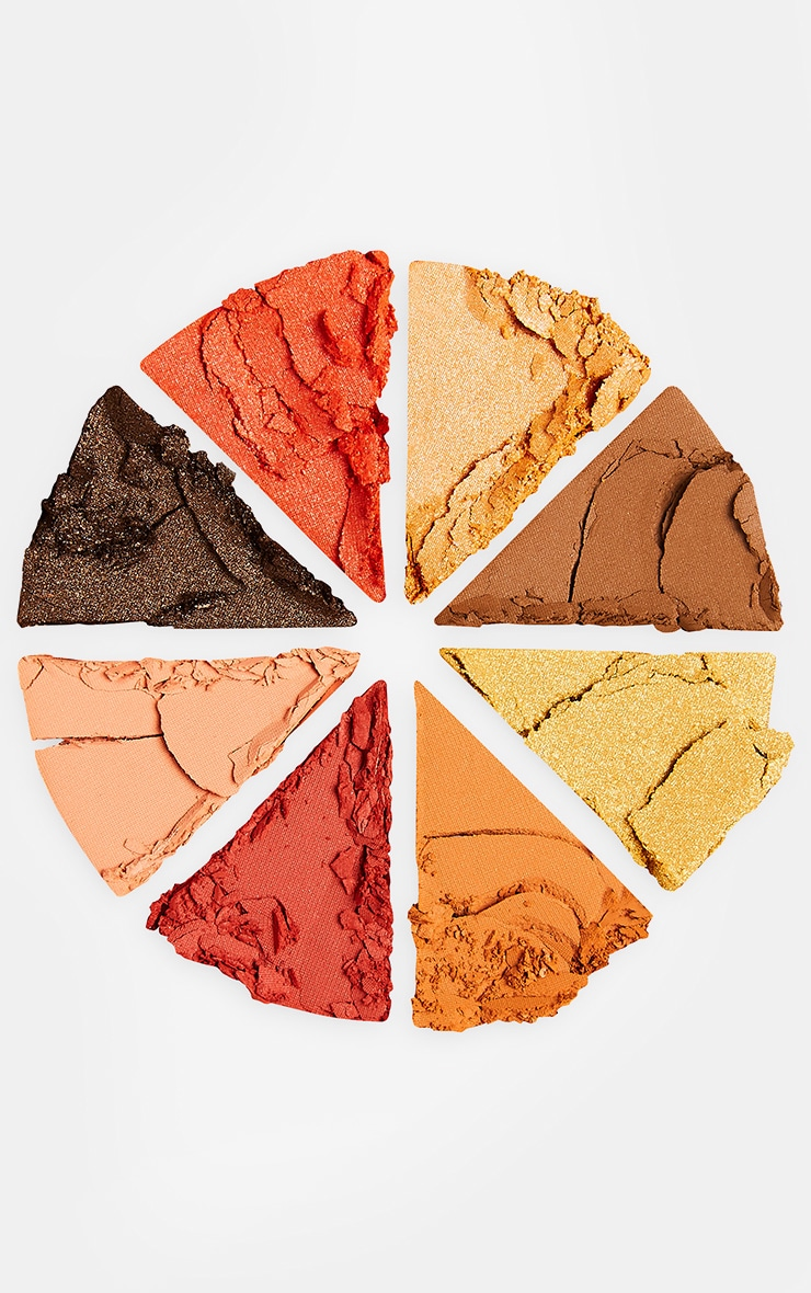 I Heart Revolution Burger Eyeshadow Palette 4