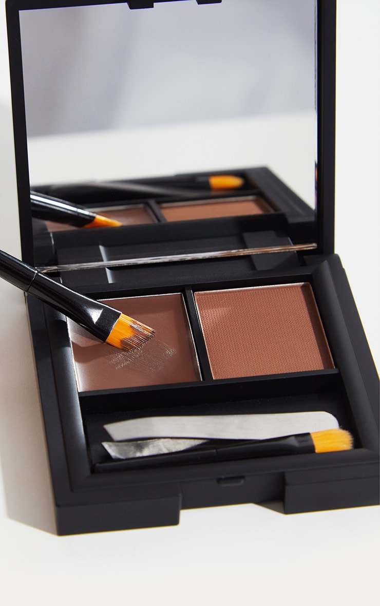 Sleek MakeUP Dark Brow Kit 2