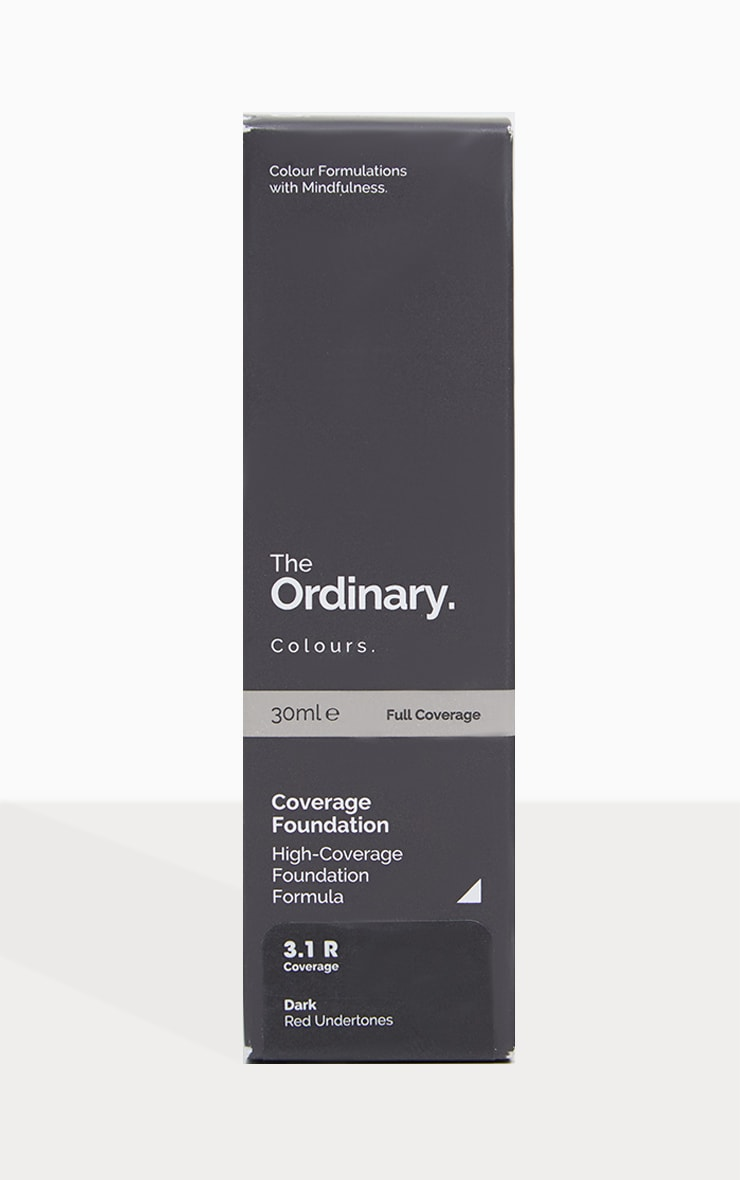 The Ordinary Coverage Foundation 3.1R Dark 2