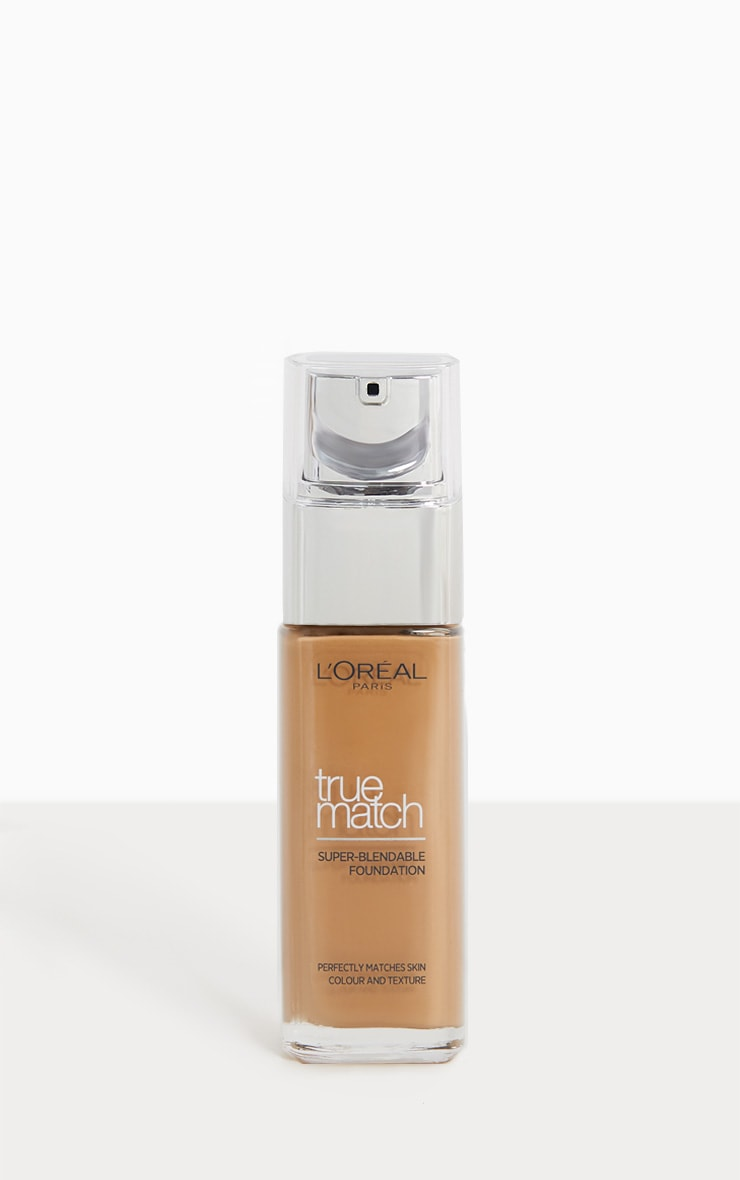 L'Oréal Paris True Match Foundation 65 W Golden Toffee 1