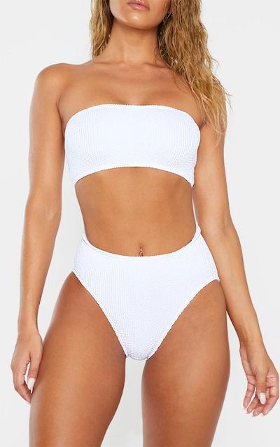 d43ee297b8ffe High Waist Bikinis | High Waisted Bikini Bottoms | PrettyLittleThing USA