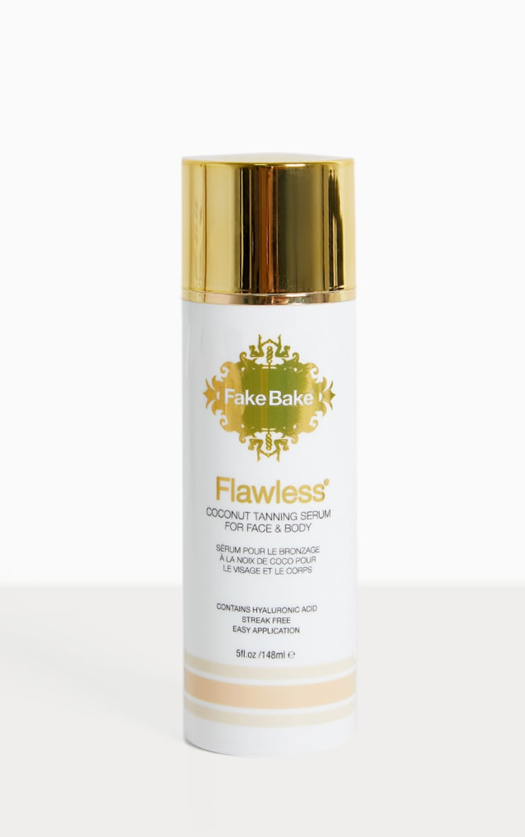 Fake Bake Flawless Coconut Tanning Serum 3