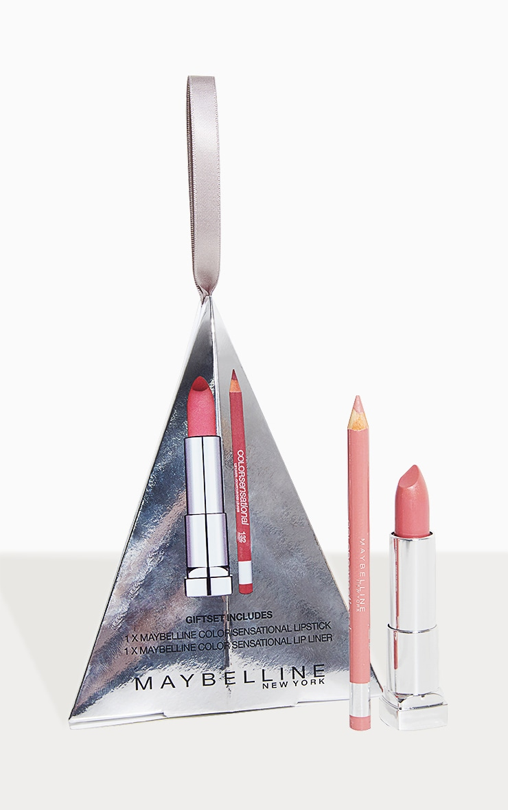 Maybelline Pout Perfect Christmas Giftset
