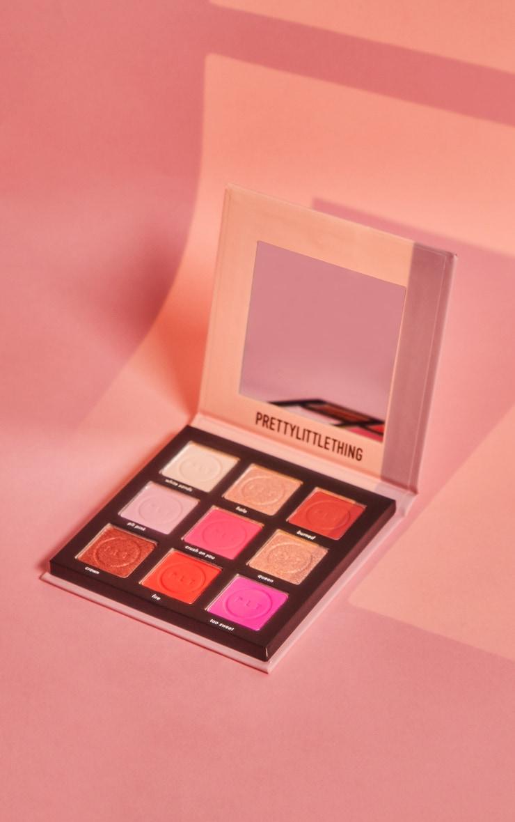 PRETTYLITTLETHING 9 Pan Eyeshadow Palette Night Glam 1