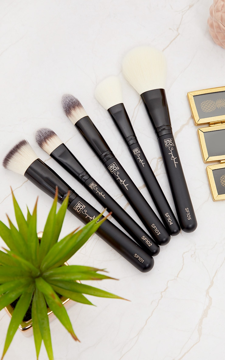SOSUBYSJ The Face Collection 5 Piece Brush set 1