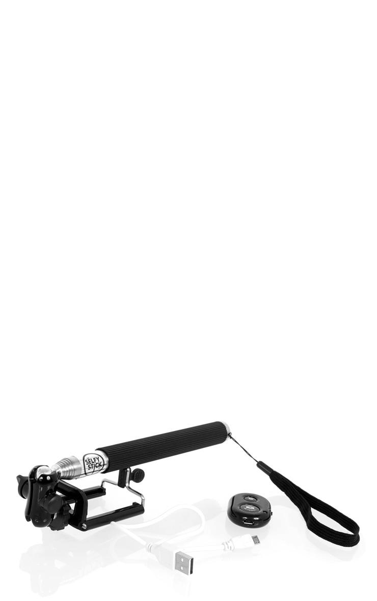 Black Selfy Stick Pro 2