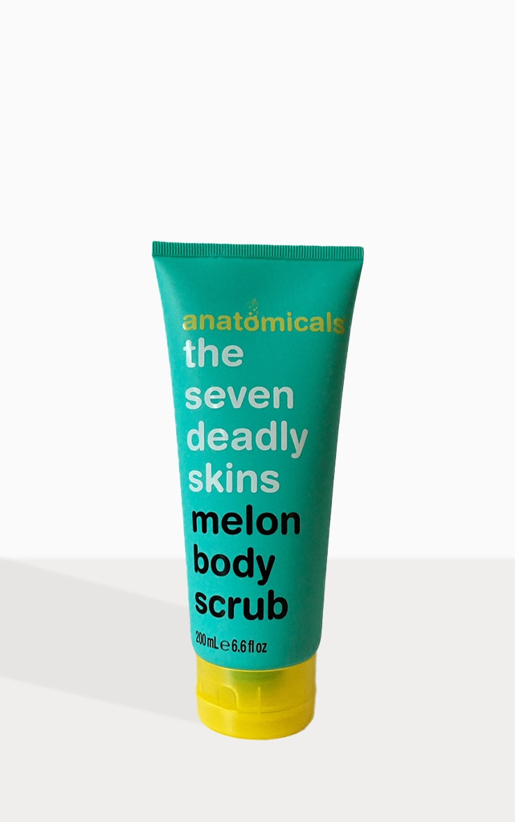 Anatomicals The Seven Deadly Skins Body Scrub 2